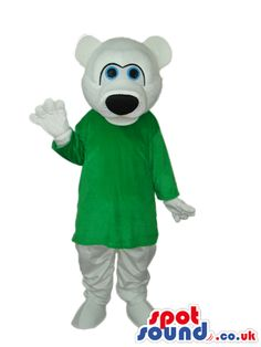 #bear #mascots from #spotsound_uk -Discover all our #bears #mascots #costumes for your marketing events on : http://www.spotsound.co.uk/16-bear-mascot - 7 sizes available with fast shipping over the world ! We can also customize your future #bear #mascot ! Visit us ;)