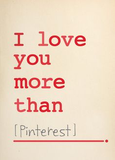 Is love like this possible? I mean more than Pinterest. That's a bit much lol!!