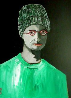 Joker, Paintings, Fictional Characters, Art, Craft Art, Jokers, The Joker, Painting, Kunst