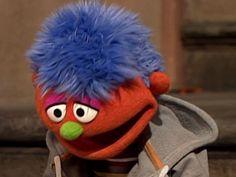'Sesame Street' creates first Muppet to have a parent in jail (Photo: TODAY)  Ne çok izlerdik bir zamanlar...