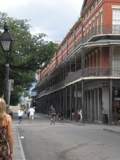 French Quarter, New Orleans LOVE THIS PLACE!
