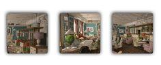 Дизайн-проект ресторана. Отличное решение для оформления помещения в «домашнем» стиле     Дизайн-проект ресторана создавался для предприятия питания со сформированным имиджем отличного места для семейного отдыха. Перед нашими дизайнерами была поставлена задача: оформить пространство стильно, легко и уютно, с максимальным комфортом для посетителей. Предпочтение было отдано стилю «прованс». По мнению всех сторон, он максимально соответствовал выбранной концепции.