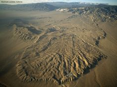 """My favorite was Collier's explanation of the formation of the Blackhawk Landslide in California, which occurred 17,000 years ago. """"A flying carpet of rock ski jumped at a speed of up to 270 mph, moving 8 miles in 80 seconds"""" before landing at its current spot in the Mojave desert."""