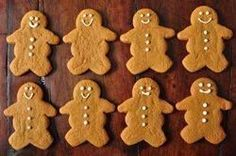 Christmas baking wouldn't seem complete without a batch of gingerbread men. Fragrant with ground ginger, cinnamon, nutmeg and cloves the amount of which can be adjusted to suit your own individual taste.  From Joyofbaking.com With Demo Video