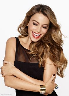Sofia Vergara by James White for New Beauty • 2015
