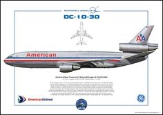 American Airlines DC-10-30