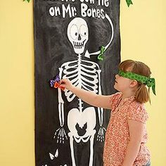 Could be a great game for learning the bones.