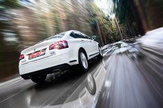 Photo about White car moving on the forest road. Image of sports, countryside, transportation - 29780479 Forest Road, Sports Images, Countryside, Ds, Awesome, Style, Cars, Autos