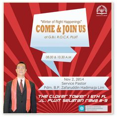 Come & Join Us