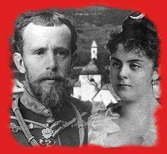 Mary Vetsera und Kronprinz Rudolf starben in Mayerling