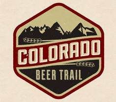 Logo design for Colorado Beer Trail by JamesNH
