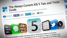 Learning in Hand iOS 5 Tips