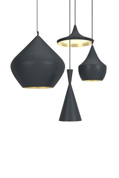 Customizable Beat Stout Pendant Light by Tom Dixon For Sale at Tom Dixon Beat, Ceiling Rose, Ceiling Lights, Black Ceiling, Ceiling Lamp, Tom Dixon Lighting, Black Beats, Black Pendant Light, Mini Pendant