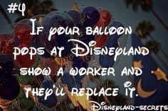 Its real. I used to work there and we absolutely will replace it as long as you bring the string or part of the balloon.