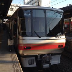 Meitetsu type 5000 commuter train.