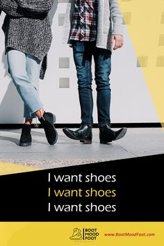 I want shoes I want shoes I want shoes #bootmoodfoot #quoteoftheday #shoeslove Quote Of The Day, Me Too Shoes, Shoe Boots, Things I Want, Pants, Fashion, Trouser Pants, Moda, Fashion Styles