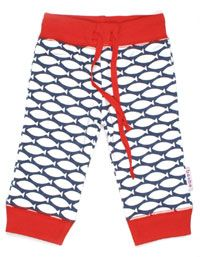 fish pants for baby