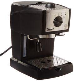De'Longhi EC155 15 BAR Pump Espresso and Cappuccino Maker * See this great product.