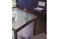MIDJ Argo table (extandable from 90x90cm till 180x80cm)