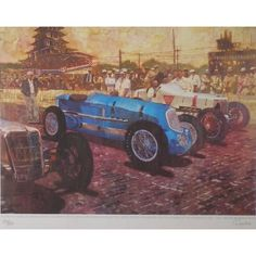 75th Anniversary of the Indy 500 (2 of 4) by Bernie Fuchs