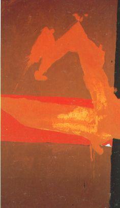 Robert Motherwell, Summertime in Italy Robert Motherwell, Cy Twombly, Willem De Kooning, Gerhard Richter, Richard Diebenkorn, Francis Bacon, Mark Rothko, Jackson Pollock, New York School