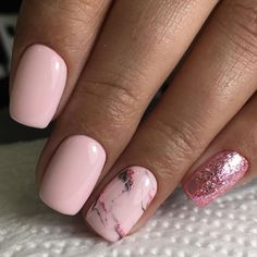 Beautiful Summer Nail Design @nails_pages #naildesigns