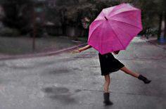 DANCING IN THE RAIN - NANIS