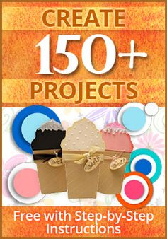 Over 150+ projects you can create!