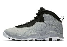 best loved a90a9 00cd7 Nike Air Jordan 10 X Retro Gray Cement 310805-062 Size 11.5 US  shoes