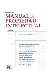 Manual de propiedad intelectual / coordinador Rodrigo Bercovitz Rodríguez-Cano. - Valencia : Tirant lo Blanch, 2015