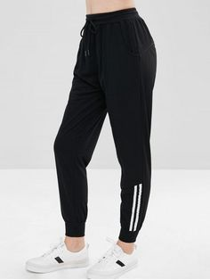 Only  18.99 and free shipping! Shop for  HOT  2018 Striped Panel Sporty  Pants b0dfaa825bc1