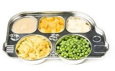 stainless steel lunch plate!