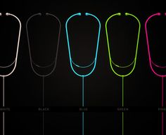 Stethoscope headphones!! How awesome would these be!! Wish they were in production! Seriously, what's the hold up??