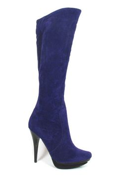 Designer Boot Boutique - Beyond the Rack - i want blue swade boots with a passion!!!