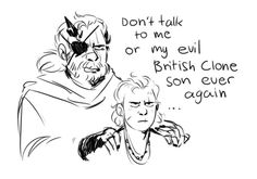 MGS. Why do i like this so much? Oh right. I'm a Liquid Snake Fangirl. NEVER BE GAME OVER!