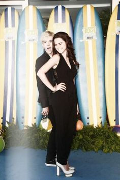 Ross lynch and Maia mitchell<3 they are so cute