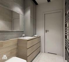 Aranżacje wnętrz - Łazienka: industrialnie na 48m2 - Mała łazienka, styl industrialny - Pracownia Wielkie Rzeczy. Przeglądaj, dodawaj i zapisuj najlepsze zdjęcia, pomysły i inspiracje designerskie. W bazie mamy już prawie milion fotografii!