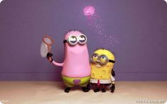 Sponge-Minion