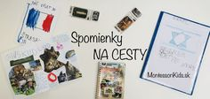 Ako zaznamenávame naše cestovateľské zážitky Montessori Activities, Kids Crafts, Nasa, Photo Wall, Frame, Summer, Picture Frame, Photograph, Summer Time