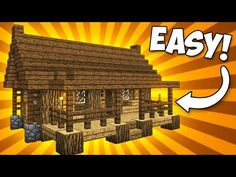 http://minecraftstream.com/minecraft-tutorials/cosy-compact-house-with-porch-minecraft-tutorial/ - Cosy Compact House With Porch! - Minecraft Tutorial ✔ Great for SURVIVAL MODE! ✔ SUPER EASY to build! ■ Facebook: http://www.facebook.com/mrcubey ■ Twitter: https://twitter.com/MrCubey_YouTube ■ Actor/Builder RECRUITMENT! Want to be an actor or builder for my videos? Head to the recruitment page and join my personal Cube Zone Team!...