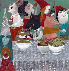 Laura Berni, Un buffet da favola