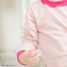 Meine 3. genähte Little Mary ganz in pink (Schnittmuser von Schnittgeflüster) #kleid #schnittgefluester #lilleluett #nähen #nähenfürmädchen #nähenmachtglücklich #littlemary #pink #rosa