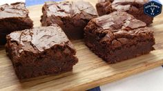 Our Favourite Brownies Recipe - Le Gourmet TV 4K