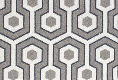 Stair runner Halsten Pattern in Greystone Color by Stark Geometric And Contemporary | Stark