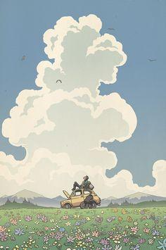 The Art Of Animation, Bill Mudron - http://mudron.bigcartel.com -...