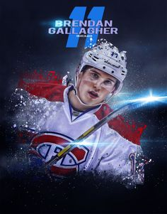 Brendan Gallagher 4 Montreal Canadiens, Hockey Teams, Hockey Players, New Pictures, Nhl, Canada, Sports, Photos, Inspiration