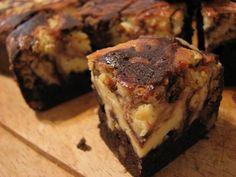 Cream cheese Chocolate Brownies