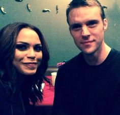 Monica Raymund / Jesse Spencer