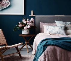 home decor dream Decor, Colorful Interiors, Interior, Dream Decor, Bedroom Makeover, Room Inspiration, House Interior, Cosy Room, Interior Design