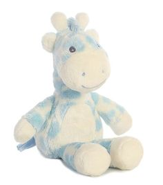 Aurora Baby Gigi Rattle -Soft and cuddly, this is a must-have! Travel System, Childhood Toys, Baby Blue, Toy Chest, Giraffe, Car Seats, Infant, Teddy Bear, Aurora